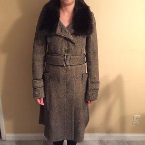 Zara coat size small